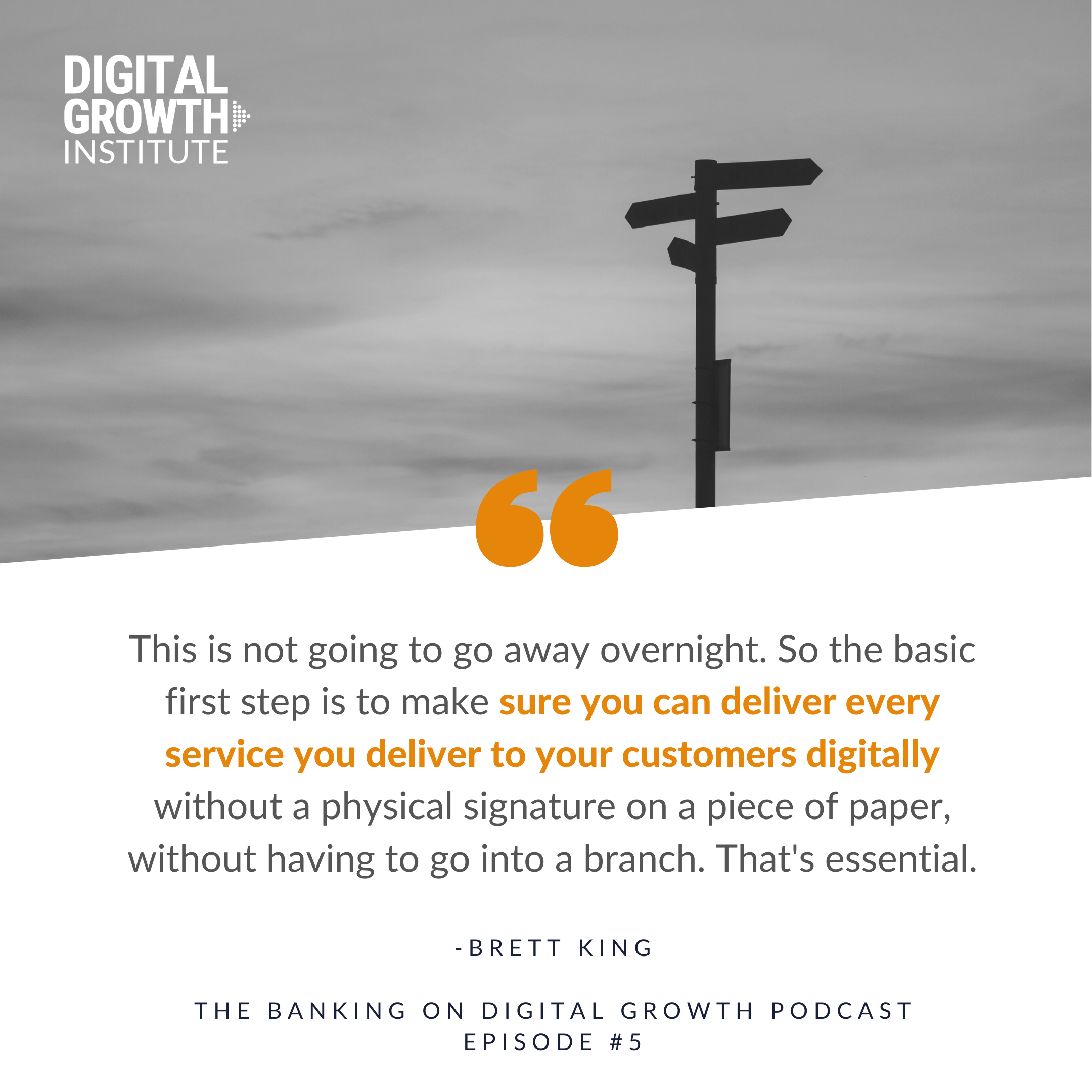 Podcast 5 - Brett King