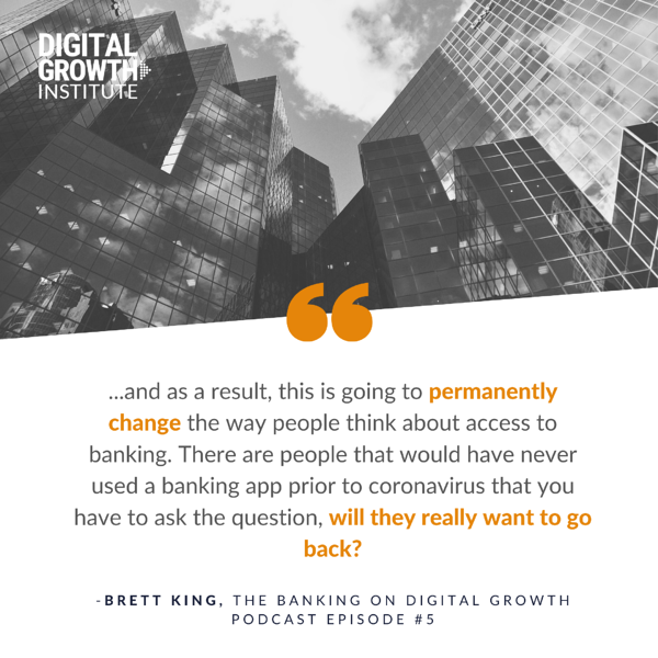 How will banking change in a post-COVID-19 world?